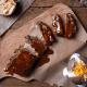Imagine cu BBQ ribs de la Pokka