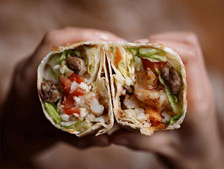 Poza cu Burritos Surf & Turf de la Pokka