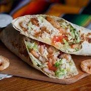 Imagine cu Burritos cu creveti de la Pokka