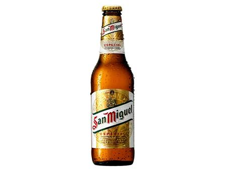 Imagine cu berea San Miguel de la POKKA