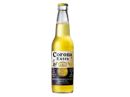 Imagine cu berea Corona de la POKKA