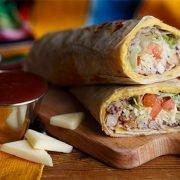 Imagine cu Double Cheese Burritos de la Pokka