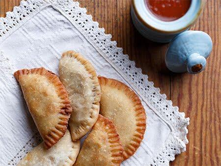 Imagine cu Empanadas de la Pokka