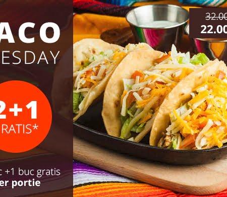 Tacos Crispy